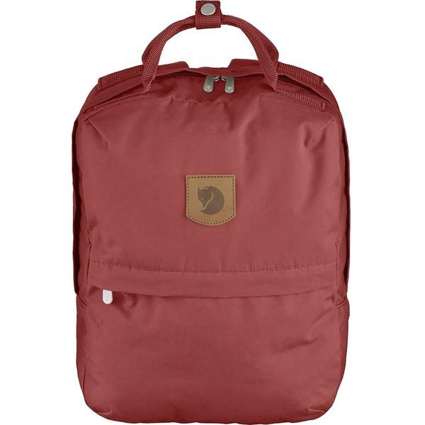 フェールラーベン メンズ バックパック・リュックサック バッグ Greenland Zip Backpack Dahlia