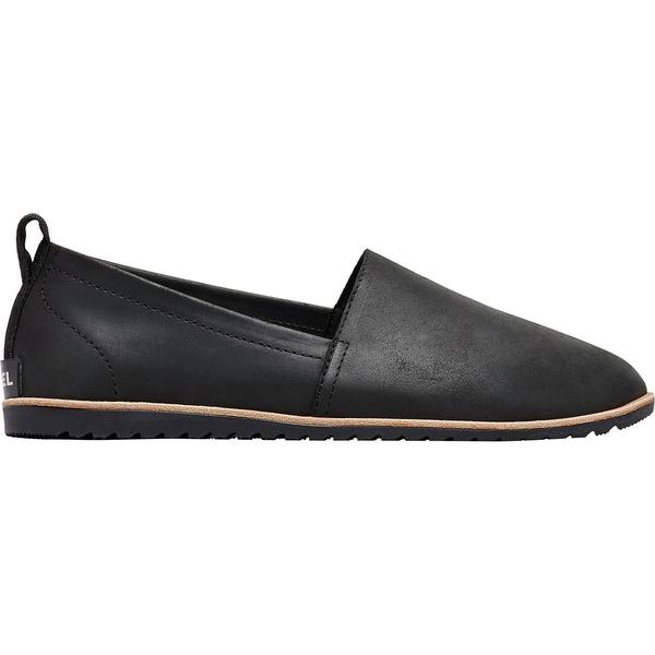 ソレル レディース スニーカー シューズ Ella Slip On Shoe - Women's Black