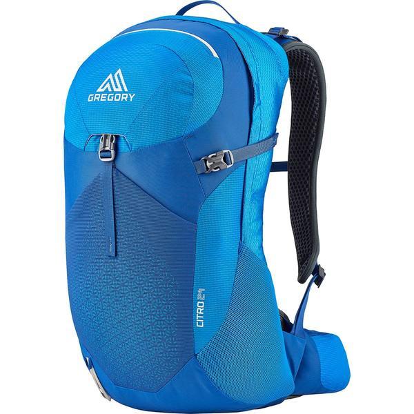 グレゴリー メンズ バックパック・リュックサック バッグ Citro 30L Daypack - Men's Reflex Blue