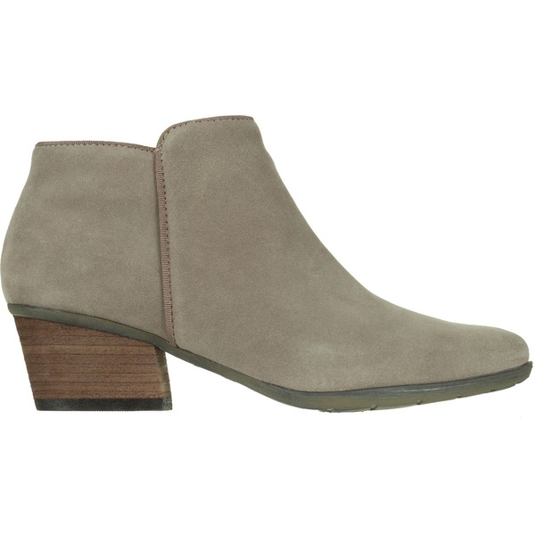 ブロンド レディース ブーツ&レインブーツ シューズ Villa Waterproof Boot - Women's Mushroom Suede