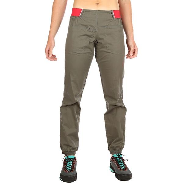 ラスポルティバ レディース カジュアルパンツ ボトムス Tundra Pant - Women's Clay/Hibiscus