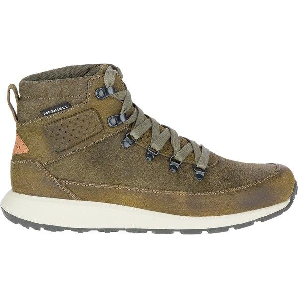 メレル メンズ スニーカー シューズ Ashford Classic Chukka Leather Shoe - Men's Butternut