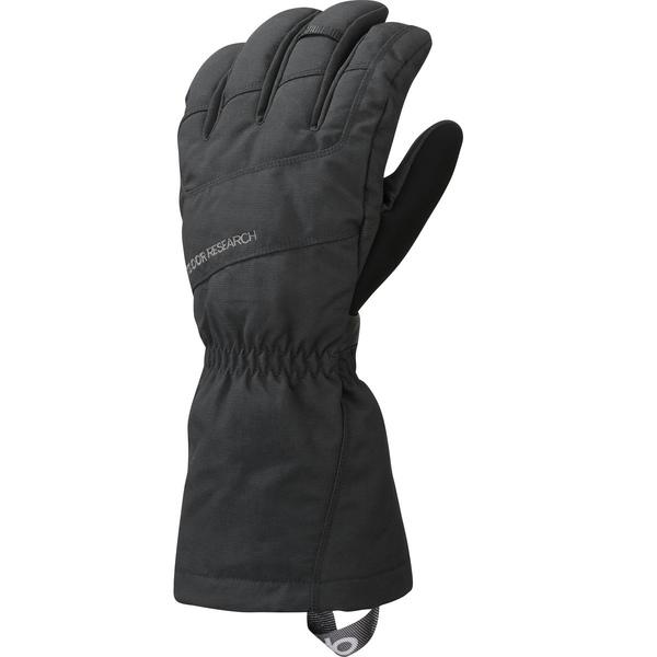 アウトドアリサーチ メンズ 手袋 アクセサリー Couloir Glove - Men's Black