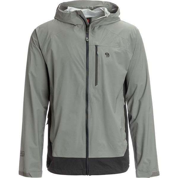 マウンテンハードウェア メンズ ジャケット&ブルゾン アウター Stretch Ozonic Jacket - Men's Manta Grey
