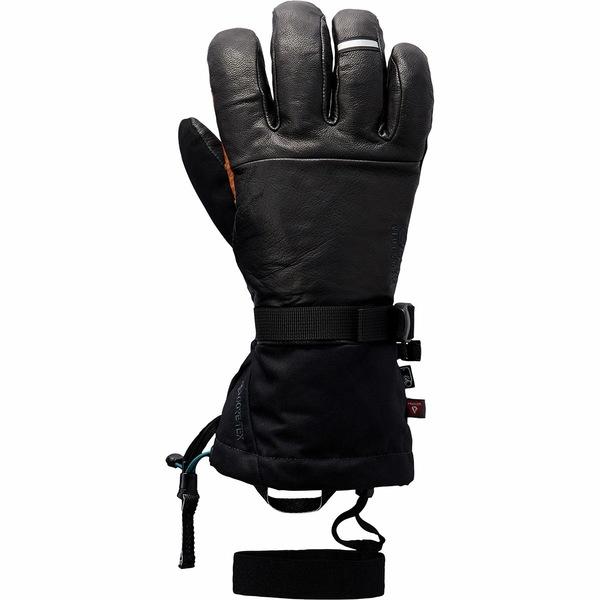 マウンテンハードウェア メンズ 手袋 アクセサリー Boundary Ridge GTX Glove Black