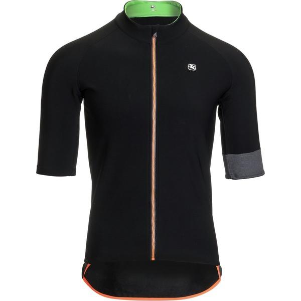 ジョルダーノ メンズ サイクリング スポーツ G-Shield Jersey - Men's Black