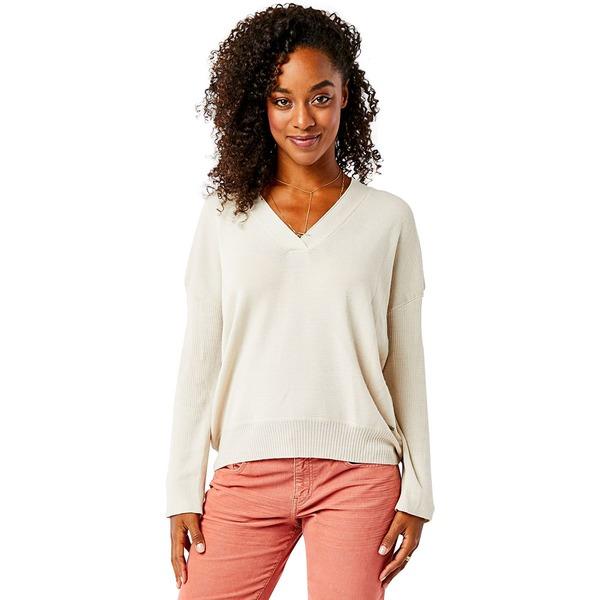 カーブデザイン レディース ニット&セーター アウター Aurora Sweater Birch