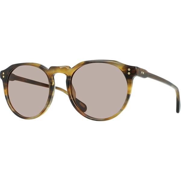 レーン メンズ サングラス・アイウェア アクセサリー Remmy Sunglasses Sand Dune/Light Tint Petal