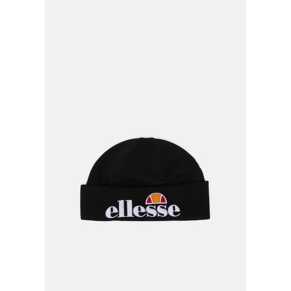 エレッセ メンズ アクセサリー 新発売 帽子 black 全商品無料サイズ交換 Beanie BEANIE UNISEX VINNA - 大注目