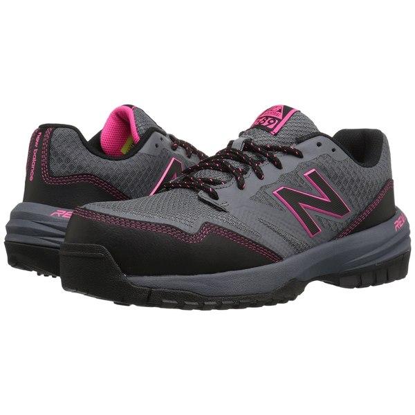ニューバランス レディース スニーカー シューズ 589v1 Gray/Pink
