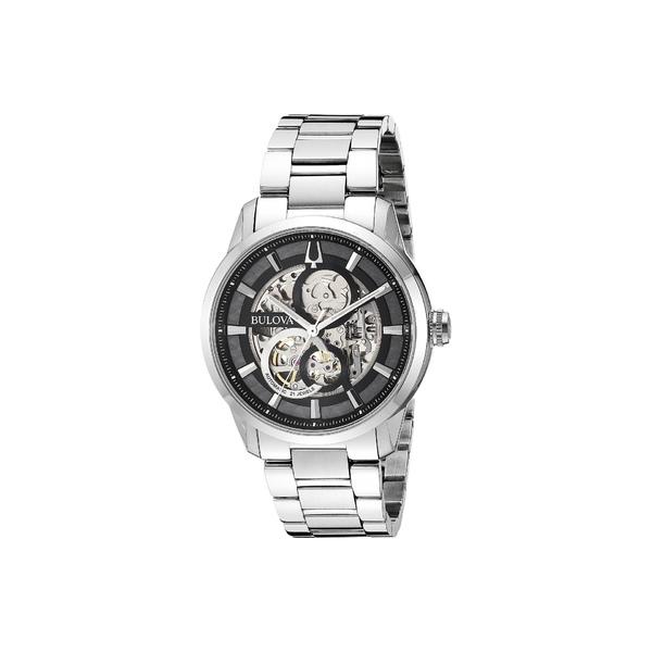 ブロバ メンズ 腕時計 アクセサリー Classic Sutton - 96A208 Stainless