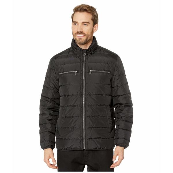 コールハーン メンズ コート アウター Packable Down Jacket Black
