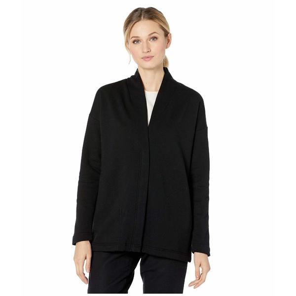 ケンジー レディース コート アウター Cozy Fleece Jacket KS1K2332 Black Combo