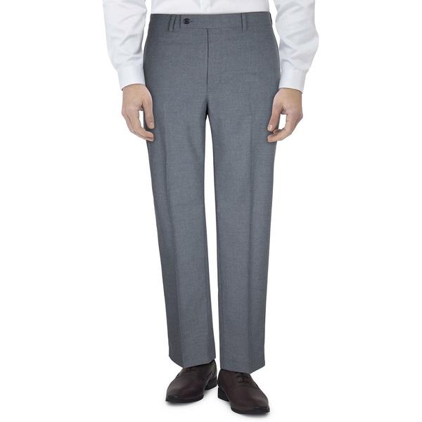 セール特価 超安い ラルフローレン メンズ ボトムス カジュアルパンツ Medium Grey Gray 全商品無料サイズ交換 Classic-Fit Solid Pants Men's