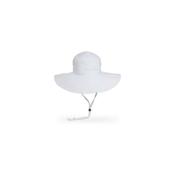 サンデイアフターヌーンズ レディース アクセサリー 帽子 White Women's 全商品無料サイズ交換 Hat Beach お得クーポン発行中 セール特価