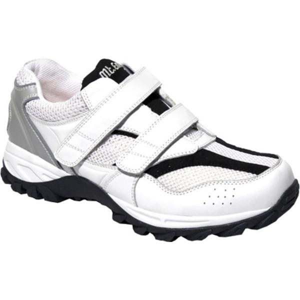 マウントエメイ メンズ シューズ スニーカー White Black Men's 授与 9702-V 2020A/W新作送料無料 全商品無料サイズ交換