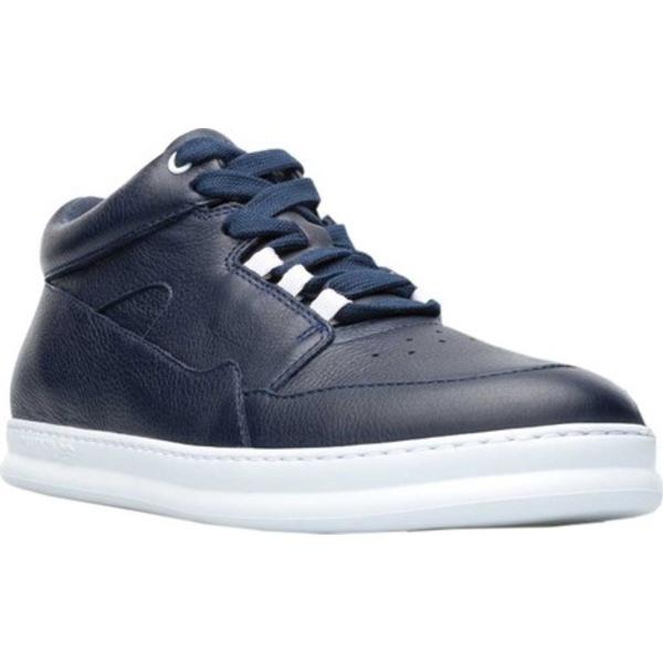 2020 新作 カンペール メンズ シューズ スニーカー Navy Full Grain Runner Men's Perf 全商品無料サイズ交換 開店記念セール Sneaker Leather