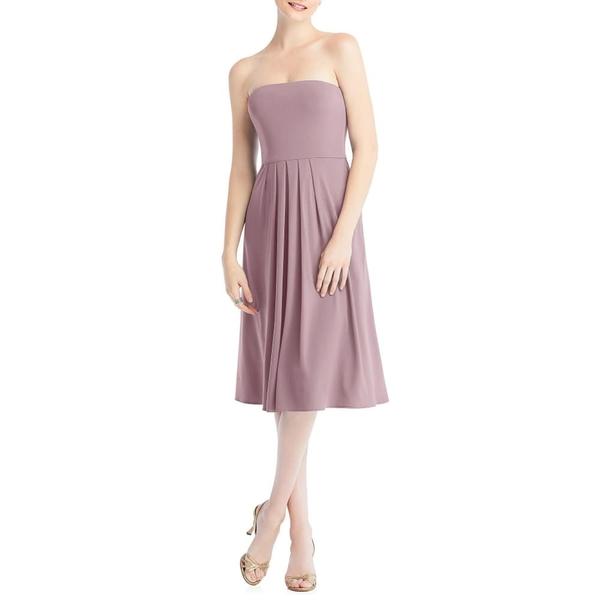 ドレッシーコレクション レディース ワンピース トップス Multi-Way Loop Fit & Flare Dress Dusty Rose