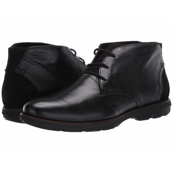 マッシモマッテエロ メンズ ブーツ&レインブーツ シューズ Chukka 3-Eye Boot Black