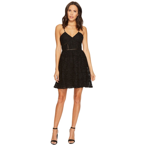 ビービーダコタ レディース ワンピース トップス Sutton Self Portrait Dress Black