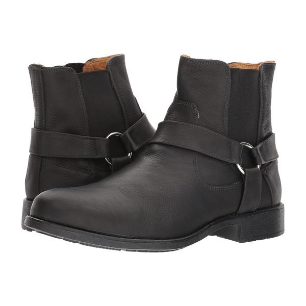 マッシモマッテエロ メンズ ブーツ&レインブーツ シューズ Biker Boot Black