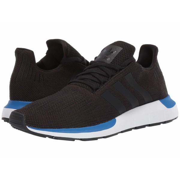 アディダスオリジナルス メンズ スニーカー シューズ Swift Run Core Black/Core Black/Footwear White 1