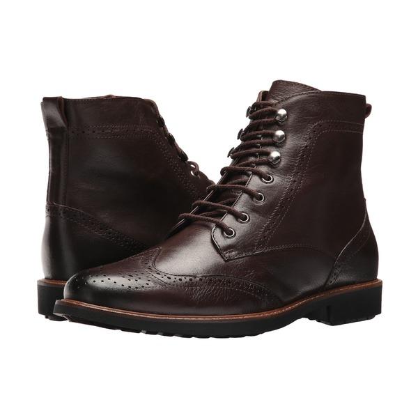 マッシモマッテエロ メンズ ブーツ&レインブーツ シューズ Perf Wing Boot Caf