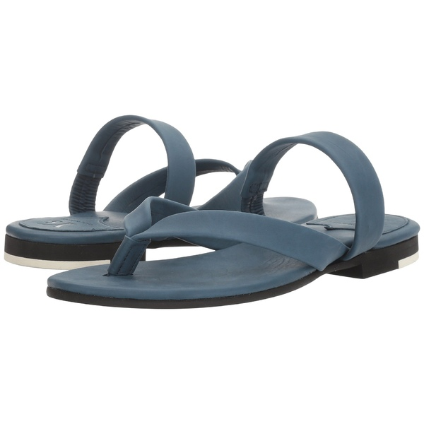 ワイズバイヨウジヤマモト レディース サンダル シューズ Thong Sandal Blue