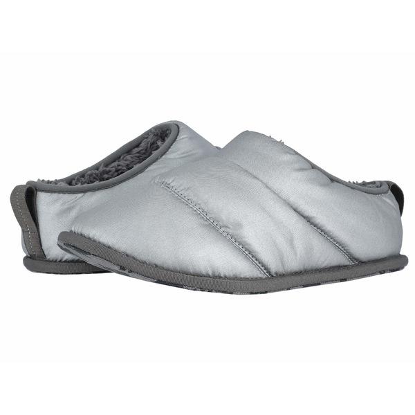 ソレル レディース サンダル シューズ Hadley Slipper Pure Silver