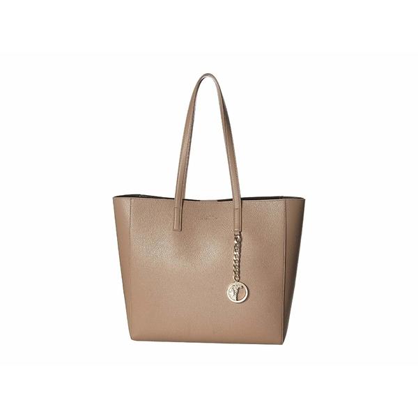 ヴェルサーチ レディース ハンドバッグ バッグ Tote Bag Sand Pebble Leather