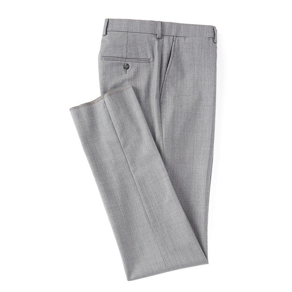 <title>ハートシャファネールマークス メンズ ボトムス カジュアルパンツ Light 購入 Grey 全商品無料サイズ交換 New York Tailored Modern Fit Wool Flat-Front Dress Pants</title>