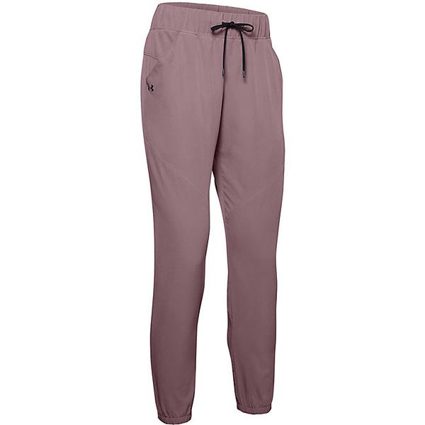 アンダーアーマー レディース フィットネス スポーツ Under Armour Women's UA Fusion Pant Hushed Pink / Black