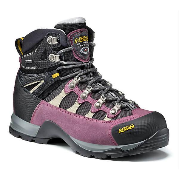 アゾロ レディース ハイキング スポーツ Asolo Women's Stynger GTX Boot Grapeade/Gunmetal