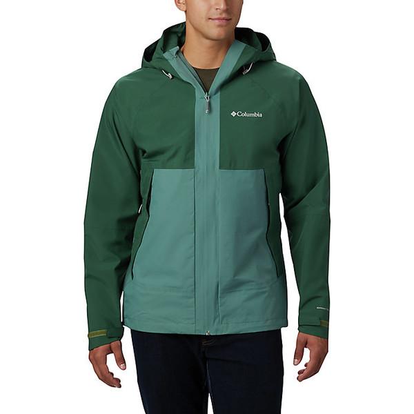 コロンビア メンズ ジャケット&ブルゾン アウター Columbia Men's Evolution Valley Jacket Thyme Green/Rain Forest