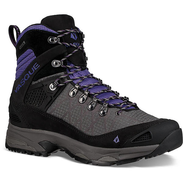 バスク レディース ハイキング スポーツ Vasque Women's Saga GTX Boot Blackberry/Ultra Violet