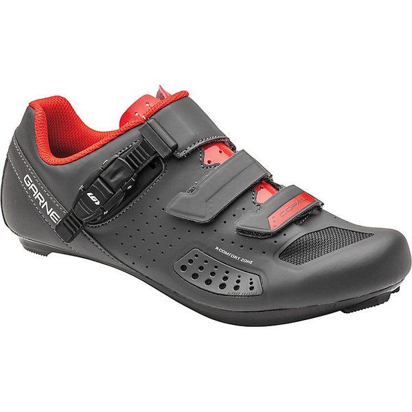 イルスガーナー メンズ サイクリング スポーツ Louis Garneau Men's Copal II Shoe Charcoal / Red