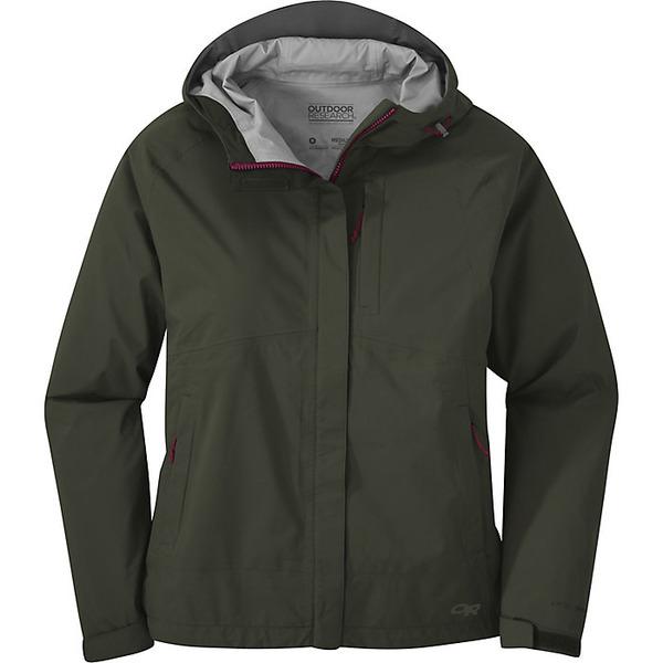 アウトドアリサーチ レディース ジャケット&ブルゾン アウター Outdoor Research Women's Guardian Jacket Forest