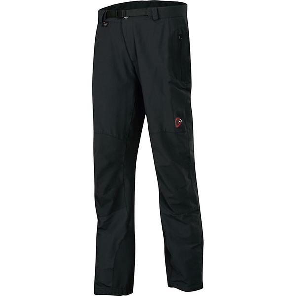 マムート メンズ ハイキング スポーツ Mammut Men's Courmayeur Softshell Pant Black