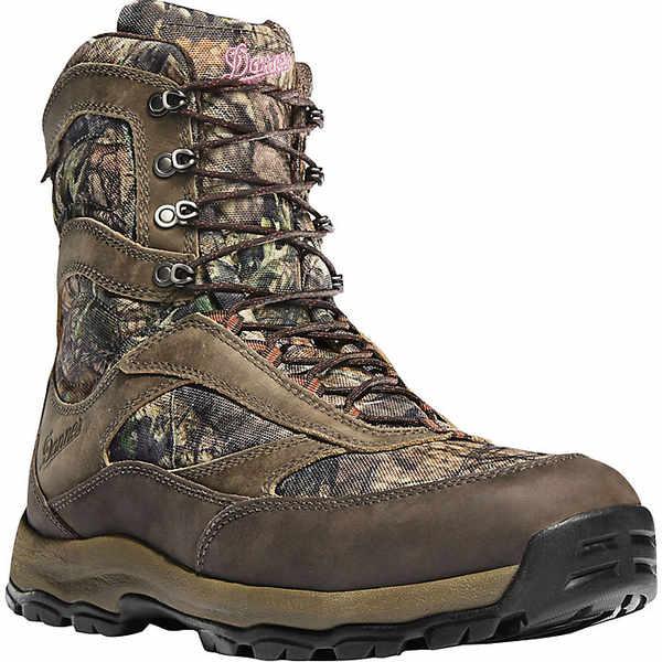 ダナー レディース ハイキング スポーツ Danner Women's High Ground 8IN GTX Boot Mossy Oak Break-Up Country