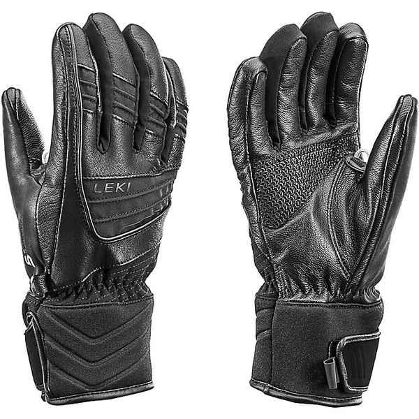 レキ レディース 手袋 アクセサリー Leki Women's Griffin S Glove Black