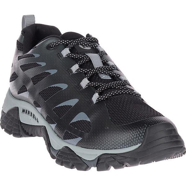 メレル メンズ ハイキング スポーツ Merrell Men's Moab Edge 2 Waterproof Shoe Black