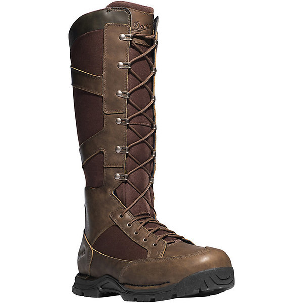 ダナー メンズ ハイキング スポーツ Danner Men's Pronghorn Snake Side Zip 17IN GTX Boot Brown