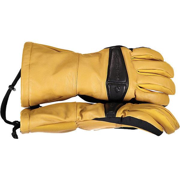 オバマイヤー レディース 手袋 アクセサリー Obermeyer Eclipse Leather Glove Buckskin