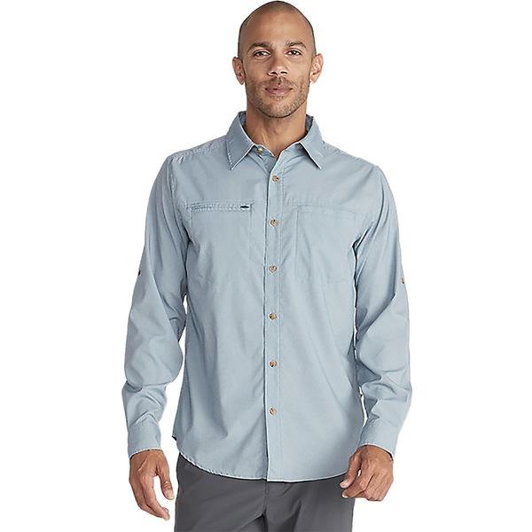 エクスオフィシオ メンズ シャツ トップス BugsAway San Gil Long-Sleeve Shirt - Men's Galaxy
