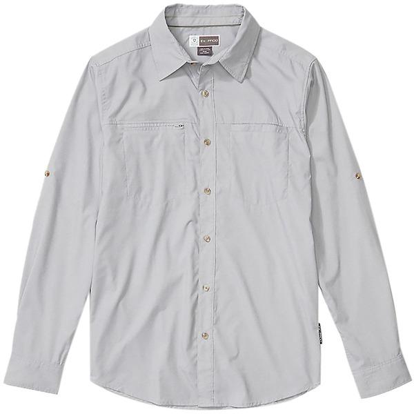 エクスオフィシオ メンズ シャツ トップス BugsAway San Gil Long-Sleeve Shirt - Men's Sleet