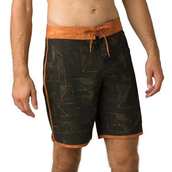 プラーナ メンズ ハーフ&ショーツ ボトムス High Seas Board Short - Men's Slate Glow