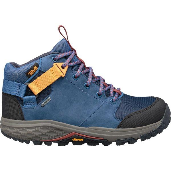 テバ レディース ハイキング スポーツ Grandview GTX Hiking Boot - Women's Dark Blue