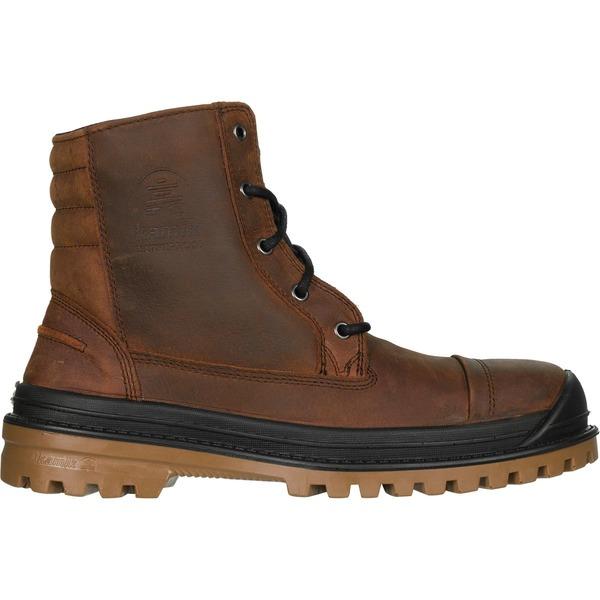 カミック メンズ ブーツ&レインブーツ シューズ Griffon Winter Boot - Men's Cognac