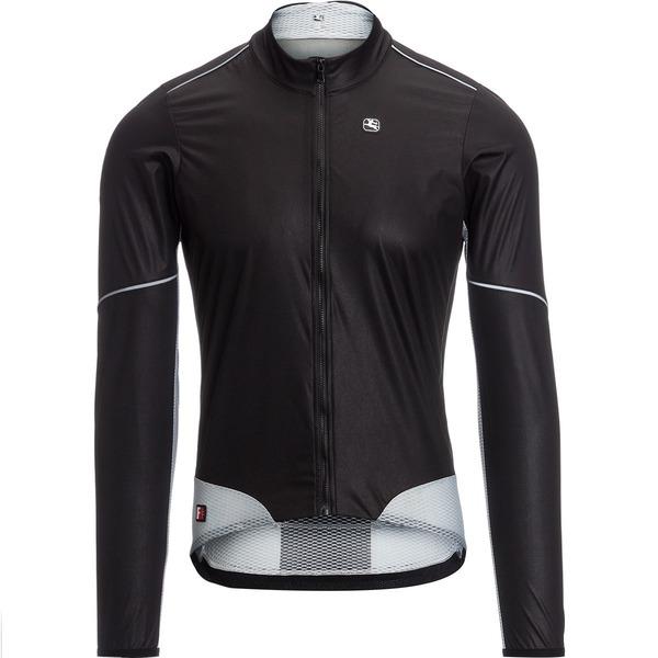 ジョルダーノ メンズ サイクリング スポーツ FR-C Pro Wind Jacket - Men's Black/Grey