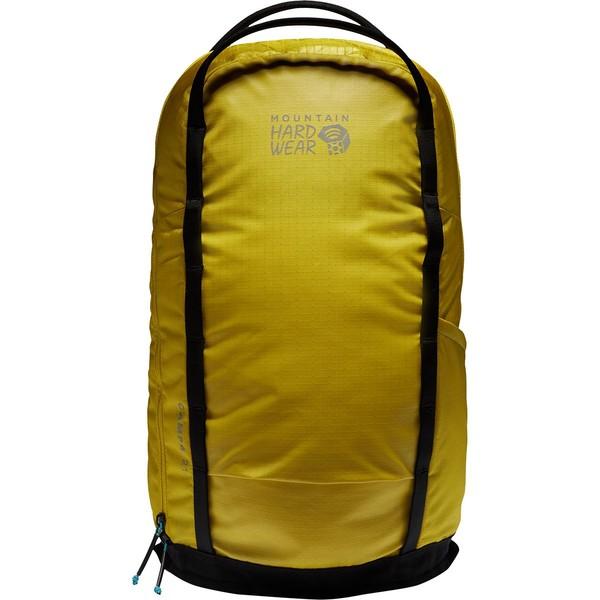 マウンテンハードウェア メンズ バックパック・リュックサック バッグ Camp 4 21 Backpack Citron Sun